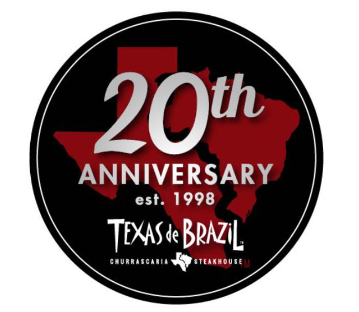 Texas De Brazil 20th Anniversary