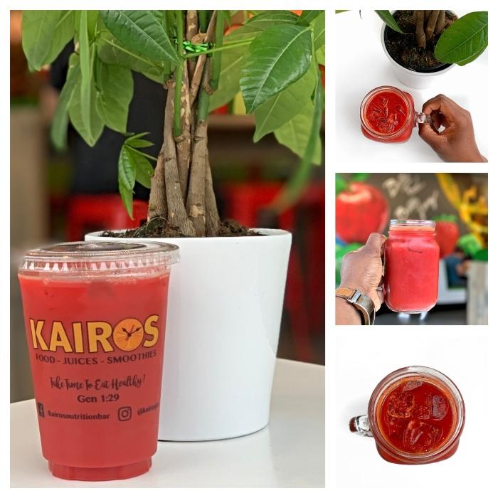 kairo fresh juice
